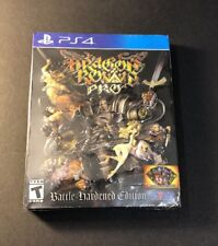 Dragon's Crown Pro [ Limited Battle-Hardened Edition STEELBOOK Pack ]  (PS4) NEW