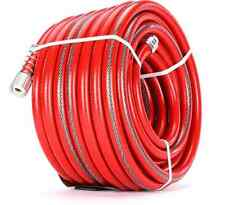 "NEW 3/4""x 100-Ft Contractor Red Premium-Duty Kink-Free Water Outdoor Garden Hose"