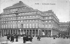 POSTCARD    PARIS   La  Comedie  Francaise