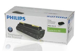 PL Neu Philips PFA-741 PFA741 Toner Trommel Schwarz Laserfax B