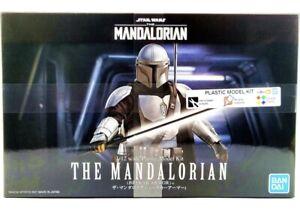 Star Wars ✨ The Mandalorian Beskar Armor 1/12 Model Kit BANDAI ✅ SEALED F/S ✅