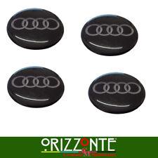 4 COPRIMOZZO in Silicone Adesivo Sticker SCORPION 64,0 mm Emblema-Nuovo