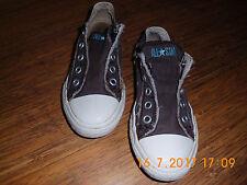 Converse Chucks All Star Slip Turnschuhe Sneaker Slipper BRAUN - Gr. 29
