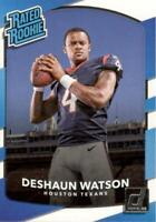 2017 Donruss Deshaun Watson Rated Rookie Card RC #345 Houston Texans