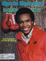 SUGAR RAY LEONARD November 15, 1982 SPORTS ILLUSTRATED Magazine