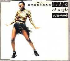 Angélique Kidjo - Wé-Wé - CDM - 1991 - World Pop 3TR