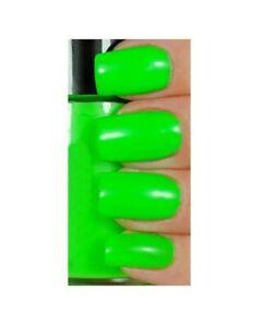 DEBBY Polish Nail Laque 05 Green Neon Val