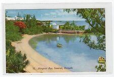 MANGROVE BAY, SOMERSET: Bermuda postcard (C2297).