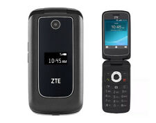 UNLOCKED - ZTE Cymbal Z320 4GB 4G LTE Basic Flip Phone