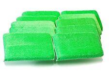 10 Pcs Bamboo Fiber Sponge Quality Sponges For Light Duty Non Scratch Materials