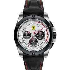 Nuevo Scuderia Ferrari 0830031 Sf104 Para Hombre paddock Reloj - 2 Años De Garantía