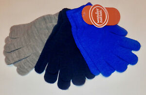 WONDER NATION * GIRLS GLOVES * 3 TO PICK FROM * ASSORTED COLORS * ONE SIZE * NEW