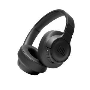 JBL TUNE 750BTNC Black Wireless Over-Ear Noise Cancelling Headphones - Brand New