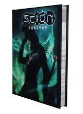 SCION-DEMIGOD-Krieg der Halbgötter & Titanen-Regelwerk-Rollenspiel-RPG-(HC)-neu