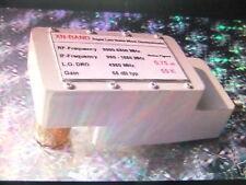 LNB C-band Satellite Uplink downconverter 6GHz L-band Control Monitoring 6 GHz