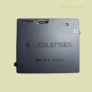 Led Lenser® Akku 3,7V 880mAh passend für B3, B5R, SEO3, SEO 5, SEO5R, SEO7R