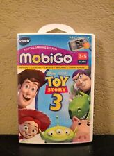 TOY STORY 3 For Vtec MobiGo Touch Learning Game System BRAND NEW FACTORY SEALED