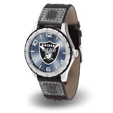 Oakland Raiders Men's Sports Watch - Gambit [NEW] NCAA Jewelry Wrist