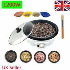 More details for electric coffee roaster machine 800g non-stick coffee bean roasting machine
