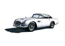 Aston Martin DB5 POSTER PRINT A1 Size