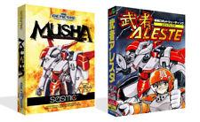 Musha Sega Mega Drive Genesis JP Game Box Case + Cover Art Work No Game