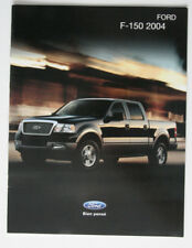FORD F-150 2004 dealer brochure - French - Canada - ST1002000318