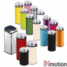 Inmotion 30L, 42L, 50L & 58L Stainless Steel Auto Sensor Kitchen Waste Bin
