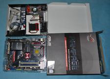 ASUS Rampage Extreme LGA 775 Motherboard chipset X48