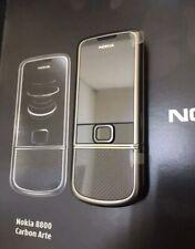 Nokia 8800e -1 Carbon Arte Titanium 4Gb Original - OVP. BH-803 (ohne Simlock)..