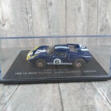 UNIVERSAL HOBBIES - 1:43 - Ford GT 40 - OVP - #W34438