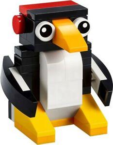Lego Penguin Monthly Build 40332 Polybag BNIP