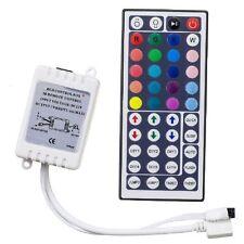 SET LED RGB IR Controller Remote Steuerung + 44 Key RGB Fernbedienung 12V 24V