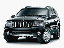 Jeep Grand Cherokee WJ 1999 - 2004 Workshop Service Repair Manual On CD
