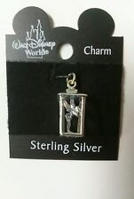 Disney Tinker Bell Sterling Silver charm  Tinkerbelle  vintage Pin NOC