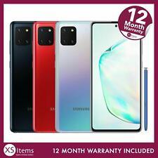 Samsung Galaxy S10 Lite SM-N770F 128GB Smartphone Mobile Black/Glow Unlocked