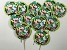 Cupcake Toppers. Customized Cupcake Topper.Customized Stationery. Party Supplies