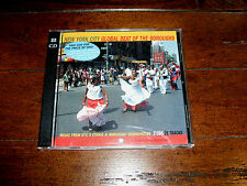 New York City Global Beat Of The Boroughs double CD Ethnic Immigrant Communities