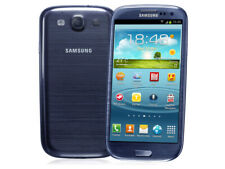 Samsung Galaxy s3 LTE gt-i9305 16gb smartphone pebble Blue nuevo en White Box