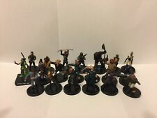 Star Wars Miniatures Lot Of 20 No Cards