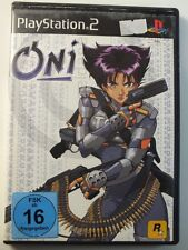 PLAYSTATION PS2 GIOCO Oni, usato ma OK/BENE