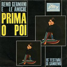 REMO GERMANI E LE AMICHE PRIMA O POI M- EX-