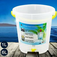 1L/6L Aquarium Fish Tank Drip Water Refill Change Buffer Bucket