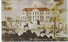 Georgian Scene, South Front, Belton House, GRANTHAM, Lincolnshire