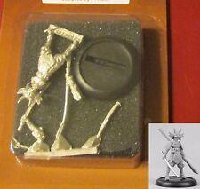 Bombshell BOM10009 Tetsu Ko Samurai Blademaster (1) Miniature Female Warrior NIB