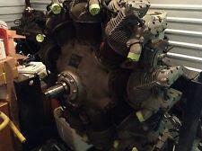 Guiberson Radial Diesel T-1020 Tank Aircraft Landing Craft engine generator