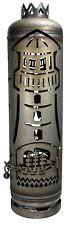 Leuchtturm mit Schiff Feuerstelle Feuerschale Terassenfeuer Feuertonne Edelrost