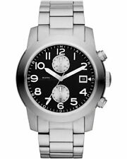 MARC JACOBS WATCH MBM5050 MENS CHRONOGRAPH 46mm STAINLESS STEEL BRACELET