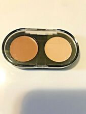 Bobbi Brown Creamy Concealer and Powder Kit - Warm Beige and Pale Yellow, NEW!