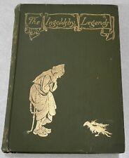 Ingoldsby Legends Arthur Rackham Ghosts