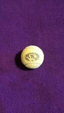 Match Used Missouri Logo Tennis Ball
